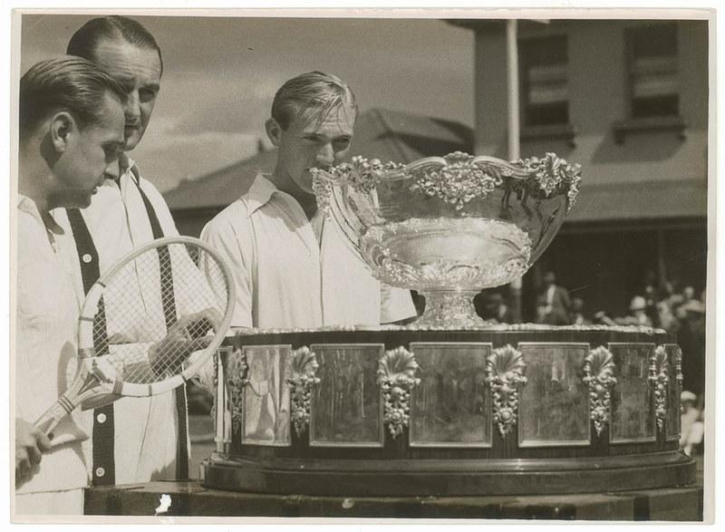 """Résultat de recherche d'images pour """"Davis Cup trophy"""""""
