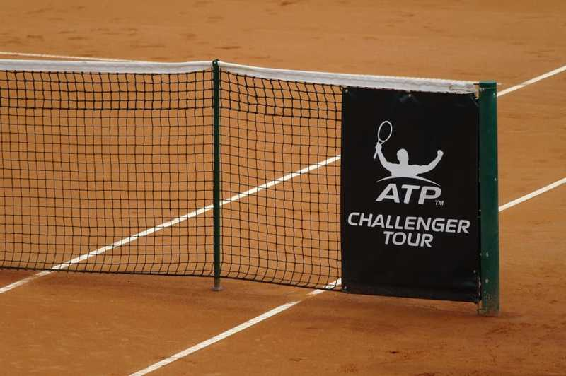 atp challenger tour net black white preview